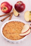 Crumble Royalty Free Stock Photography