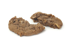 Crumbled cookie Royalty Free Stock Photography