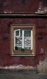Crumbling facade Stock Image