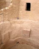 Crumbling Walls at Mesa Verde Royalty Free Stock Photos