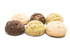 crumbly biscuits Stock Photos