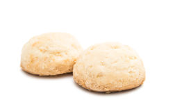 crumbly biscuits Royalty Free Stock Photo