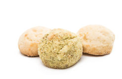 crumbly biscuits Royalty Free Stock Image