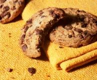 crumbs μπισκότων Στοκ εικόνες με δικαίωμα ελεύθερης χρήσης