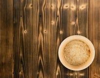 Crumbs ψωμιού ή συντριμμένα Crumbs φρυγανιών Στοκ Εικόνες