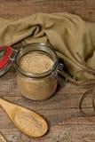 Crumbs ψωμιού Στοκ φωτογραφία με δικαίωμα ελεύθερης χρήσης