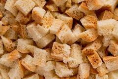 Crumbs ψωμιού Στοκ Εικόνες