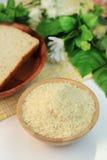 Crumbs ψωμιού Στοκ φωτογραφίες με δικαίωμα ελεύθερης χρήσης