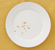 Crumbs Stock Photography