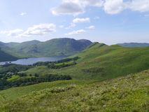 Crummock Water, Lake District, England Royalty Free Stock Photo
