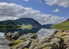 Crummock Water Stock Image