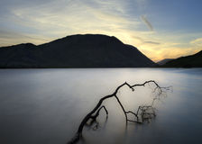 Crummock Water Royalty Free Stock Photography