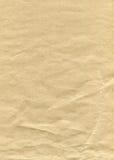 Crump pakpapier Stock Afbeeldingen