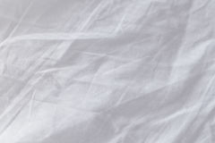 white bed sheet texture. Crumpled Bed Sheets Texture As Background. Top View Stock Image White Sheet O