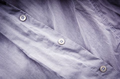 Crumpled Business Shirt Royalty Free Stock Images