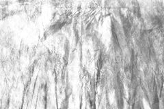 Crumpled fabrictexture overlay background Royalty Free Stock Images
