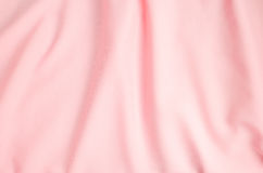 Crumpled fabric texture background Royalty Free Stock Photo