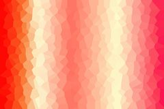 Crumpled  mosaic backgrounds Stock Image