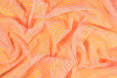 Crumpled nonwoven fabric background royalty free stock images