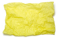 Crumpled paper 1 Royalty Free Stock Photo