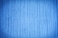 Crumpled paper. Crumpled old blue paper. Texture royalty free stock image