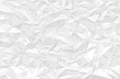Crumpled paper. Background. Easily adjustable colours with grouped elements Stock Image
