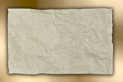 Crumpled paper. Abstract brown recycle crumpled paper for background : crease of brown paper textures backgrounds for design,decorative. paper textures concept stock photos