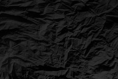 Crumpled paper background Royalty Free Stock Images