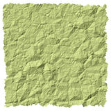Crumpled paper background. With torn edges square Royalty Free Stock Photography