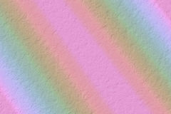 Crumpled  paper background. Crumpled color Rainbow paper background Royalty Free Stock Image