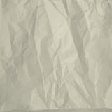 Crumpled paper sheet background Royalty Free Stock Photo