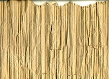 Crumpled Paper Texture Background royalty free stock image