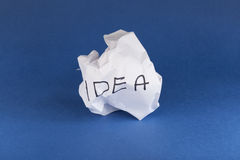 Idea Stock Image