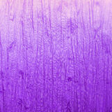 Crumpled purple fabric with gradient Royalty Free Stock Image