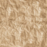 Crumpled seamless paper Royalty Free Stock Photo