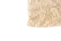 Crumpled tissue paper texture background Royalty Free Stock Photography