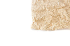 Crumpled tissue paper texture background. Paper texture Royalty Free Stock Photo