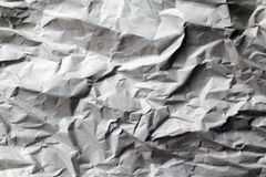 Crumpled Up Paper Texture Royalty Free Stock Image
