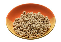 Crunch breakfast Royalty Free Stock Photography