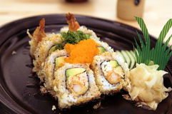 Crunch Roll Stock Photography