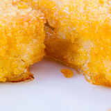 Crunchy breading Stock Images