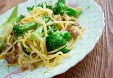 Crunchy Broccoli Salad Royalty Free Stock Photos