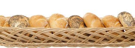 Crunchy bun Royalty Free Stock Photo