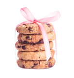 Crunchy cookies Stock Photography