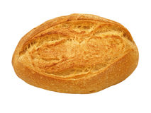 Free Crunchy Crust Bread.Isolated. Stock Photography - 39841662