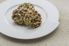 Crunchy cukierki Zdjęcie Stock