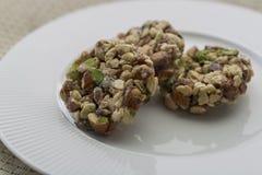 Crunchy cukierki Fotografia Royalty Free