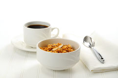 Crunchy Granola Stock Photography