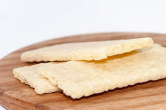 Crunchy integral toasted bread Royalty Free Stock Photo