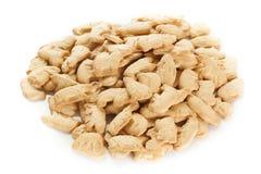 Crunchy Lemon Animal Cracker Cookies Stock Image